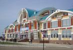 Реконструированный вокзал станции Бийск