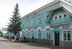 Вокзал г. Бийска до реконструкции