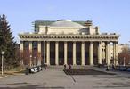 Театр оперы и балетаг. Новосибирск