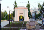 Тарские воротаг. Омск